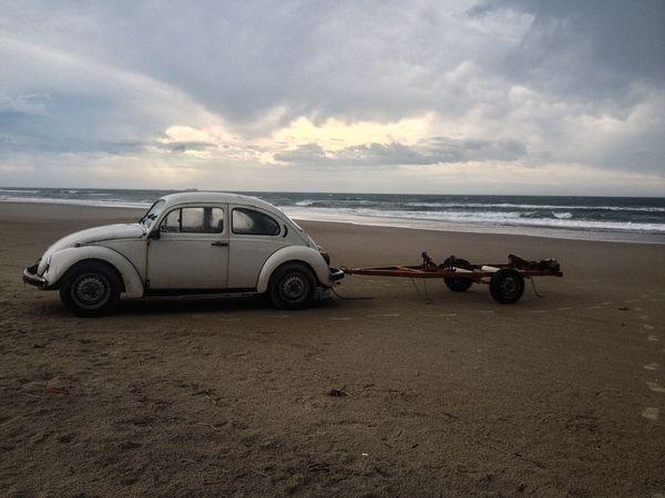 IPhone4s Fusca Praia