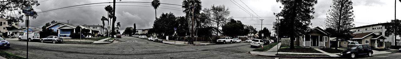 Eastside MyHood Urban Landscape Lbchomegrown LBC Long Beach, California USA  In The Hood