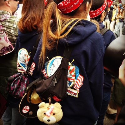 Tokyo Holiday Girl