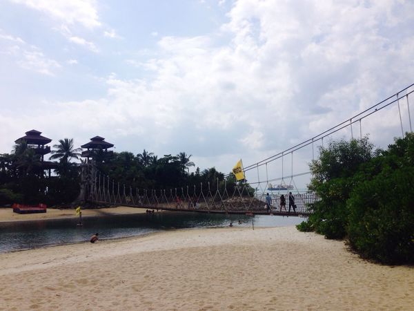 Southern Most Point Eyem Nature Lovers  Hello World Sentosa Singapore