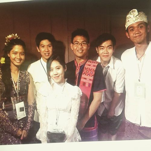Miss you guys already ! TeamASEAN Aseancreativetourism2015 Act2015