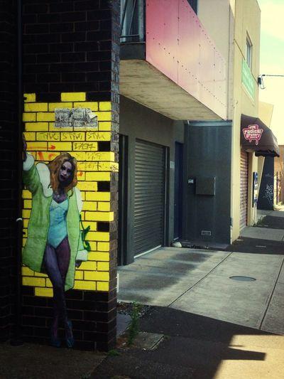 Streetart The Portraitist - 2014 EyeEm Awards