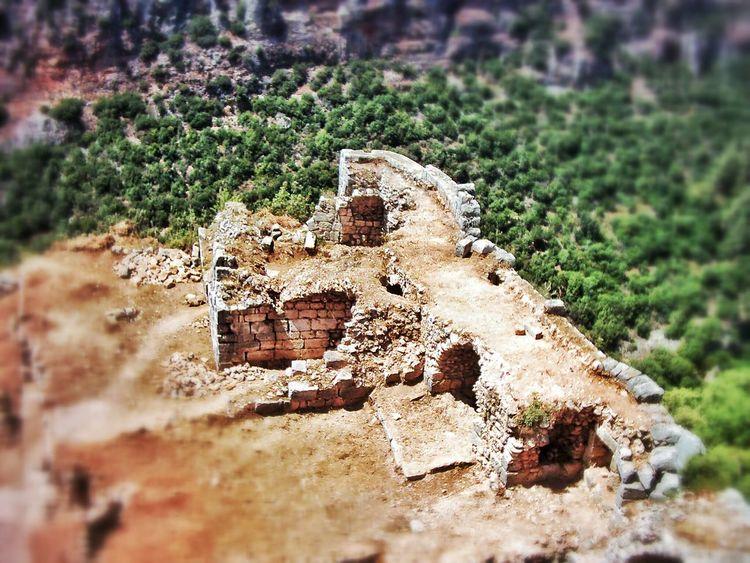 Ruins Syria  Get Lost Latakia
