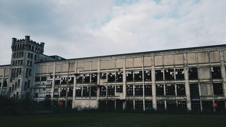 Urbanexploration Forbidden Places Beauty Of Decay Urbex