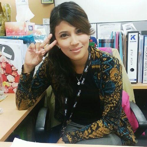 Peace!! Myworkstation Semak Bersepahsepah Malas