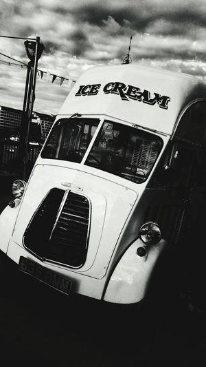 Ice Cream Icecream Van London