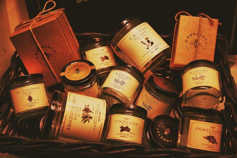 꿀 파는 Honeyst in Iteawon Seoul Korea Honey DSLR Canon