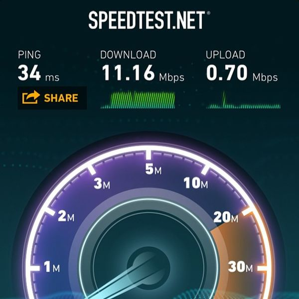 Not bad for Timmy's open wifi. Timhortons Wifi Timmys