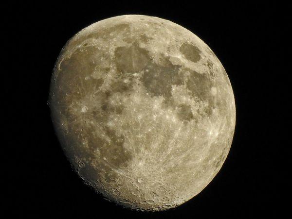 Ilargia Luna Gaua Astronomy Night Moon Space Circle Geometric Shape Space And Astronomy