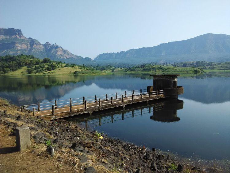 Gadeshwar Dam Panvel Landscape