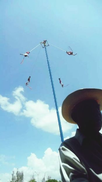 Voladores De Papantla Beautiful Roots Culturamexico