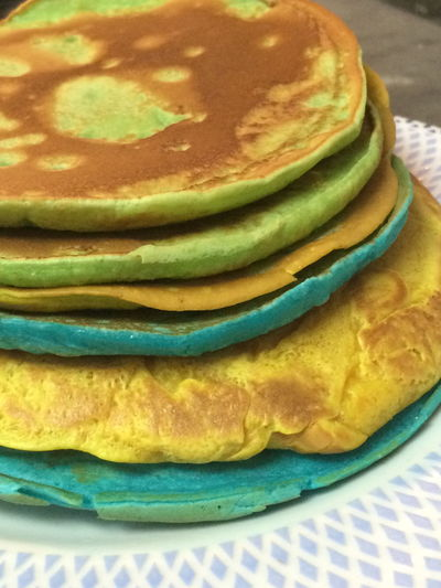 Cocinando Color Food Cooking Cooking At Home Dessert Dulce Family Time FamilyTime Food Food And Drink Kids Food Multi Colored No Filter No People Postre Ready-to-eat Sweet Food Tortitas