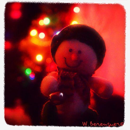 EyeEm Best Shots Snowman Merry Christmas! Christmas Lights