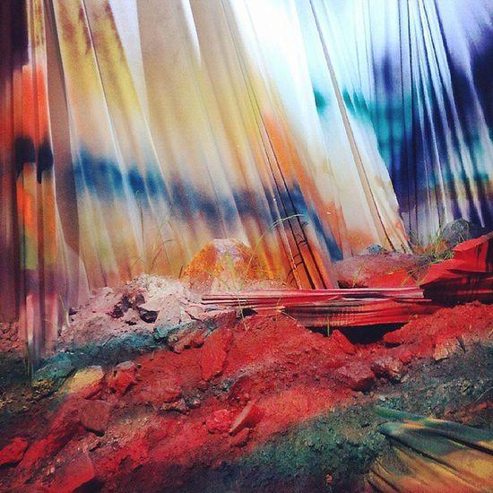 Venice Venicebiennale Venicebiennale2015 Arsenale Corderie Art Contemporary Art Colors Okwuienwezor Alltheworldsfutures