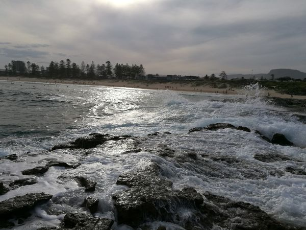 Water Nature Wave Beach Sea Saltwater Beautiful