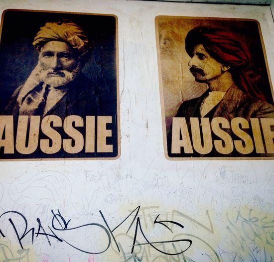 Poster Aussie