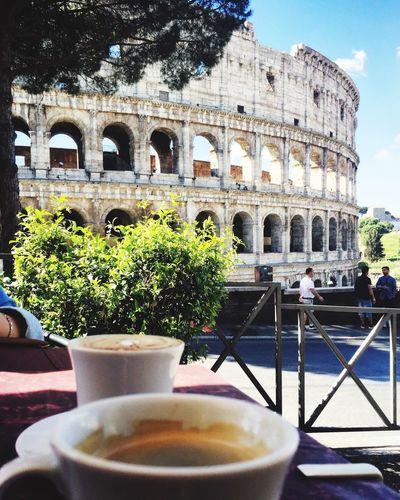 Architecture Colosseum