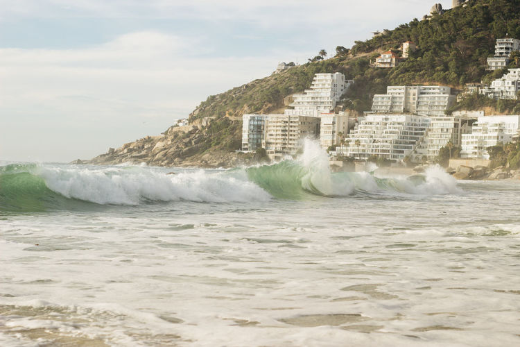 Clifton Sunset Sessions - a series. Taken last night during a sneaky mission down to one of Cape Town's finest beaches. The waves weren't too great, but one or two guys were out in the surf. Late March, 2019. Water Sky Sea Motion Beauty In Nature Scenics - Nature Wave Outdoors Power In Nature Aquatic Sport Surfing Waterfront Power Splashing Nature Day Architecture Land Flowing Water Breaking Flowing Jonnynichayes Nature Explore Adventure Love Popular Photos My Best Photo Beach Ocean Seascape