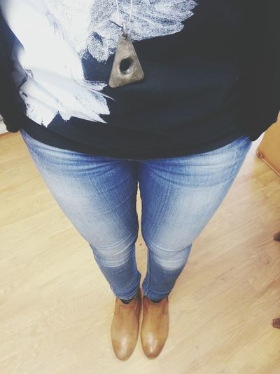 Fashion Outfit Style Bandshirt