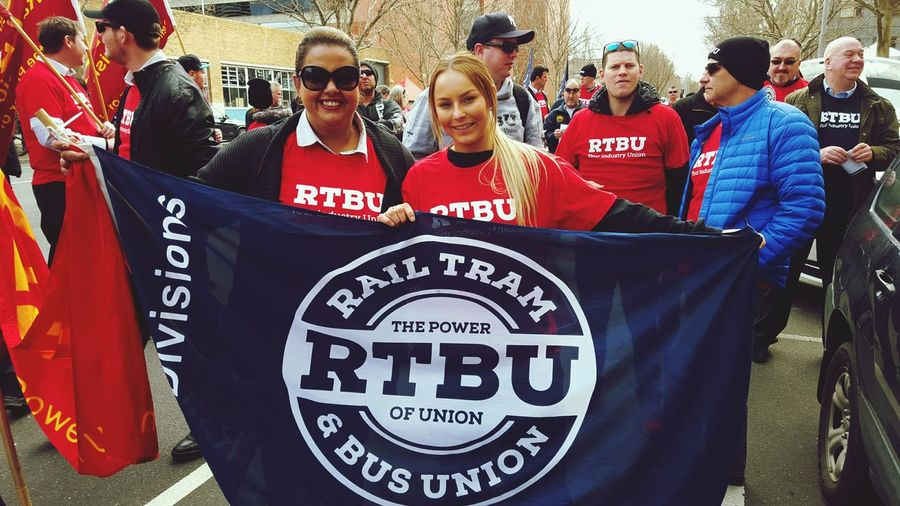 """Rhianna & Tamara fighting for their rights. """"We already work 9 days in a row. We work weekends. We just want a decent life"""" Working Meeting Union Thugs"""