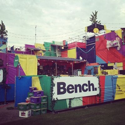 Bench. #bench #bbb #bbb2014 #fashion #fashionweek #berlin