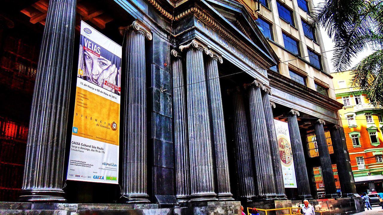 Caixa Cultural EyeEm EyeEm Team Architecture Arquitecture Architecture_collection São Paulo, Brasil