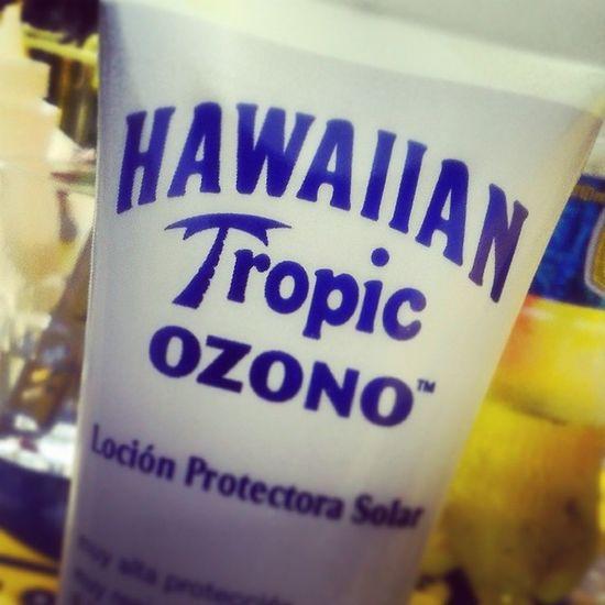 Protegiéndose del Sol Igersperu Verano2014 Hawaiiantropic Ozono tota life