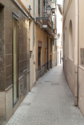 Alley in Palma
