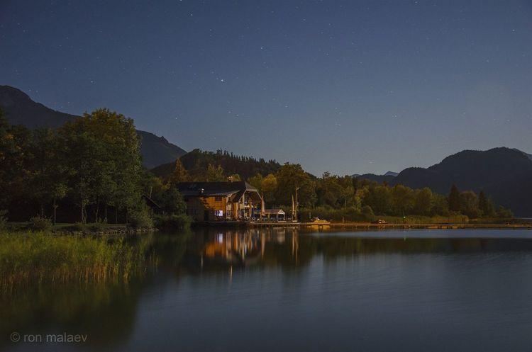 Mondsee Lake View