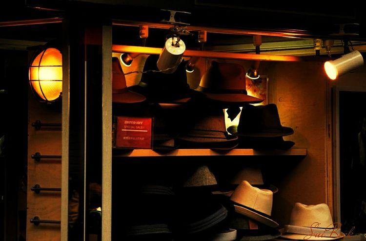 Hat Hatshop 帽子 出店 屋台
