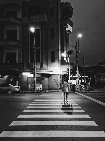 IPhoneography IPhone7Plus VSCO Street City Road Marking Crossing Crosswalk Transportation Marking