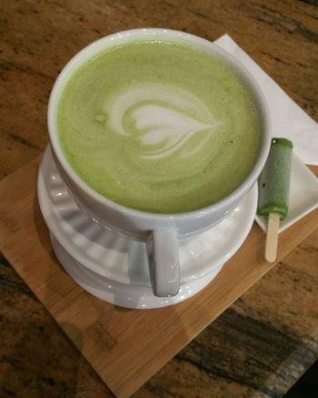Cheatday Thursdate Matcha Tea Tea Time Greentea AfterFood Healthy Eating Heathylife Lifestyles Green Bonding Moments Night Perks Mydubai