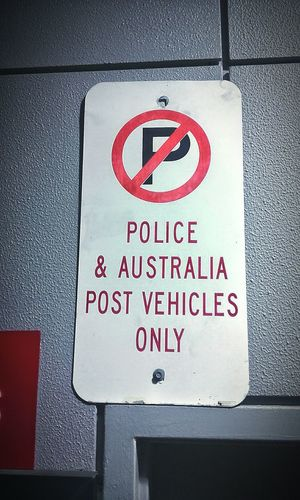 Adelaide, South Australia Don't Do This, & Don't Do That Australia AustraliaPost Signage SignHunters Sign Hunters Police Text CapitalLetters CAPITAL LETTERS. Western Script WesternScript Signs & More Signs Sign Signs SIGN. Information Sign Signs_collection Parking Sign Police Sign Australia Post Notices Signs, Signs, & More Signs Signage Police Signs Sign, Sign, Everywhere A Sign No Parking No Parking Signs No Parking Area