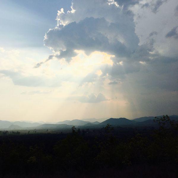 Sky&cloud Mountain