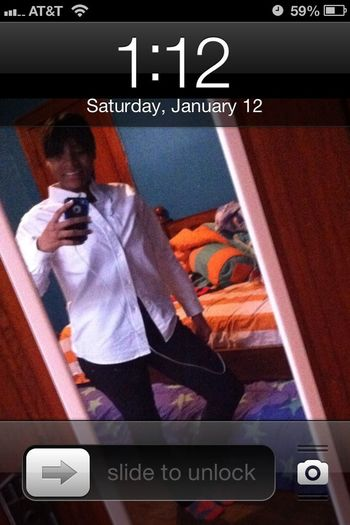 My Birthday Was On The Clock The Day Of My Birthday.!