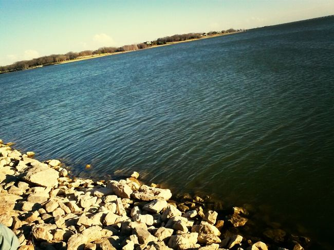 i came to fish (: #nothing #more #relaxing #then #the #lake