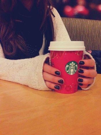 Coffee Starbucks Hello World Hi!
