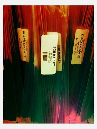 Bob Marley Insence#sticks#smell#color#bright Taking Photos Check This Out