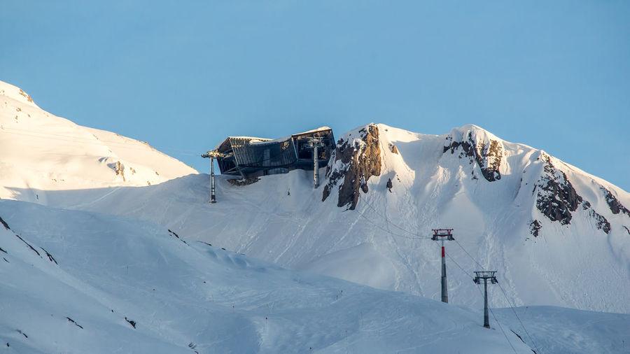 Landscape Mountain Nature Outdoors Rock - Object Scenics Ski Resort  Skiing Snow Trittkopf Trittkopfbahn Winter EyeEmNewHere