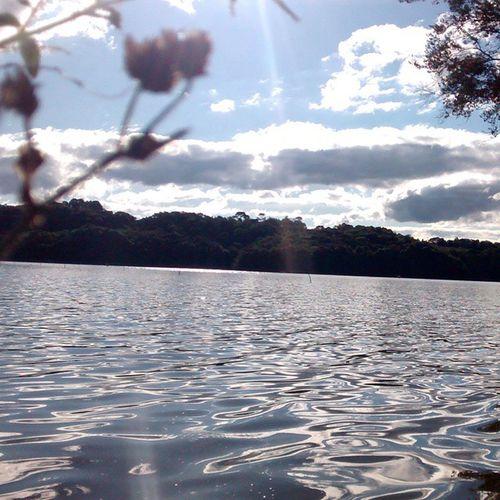 Pescaria Fotolinda Lago Paisagem Sol Paz Nofilter