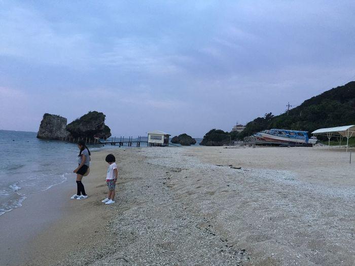 2016.5.20〜23. 海 Okinawa 沖縄旅 Trip 沖縄 Enjoying Life カリカ食堂 Myson My Daughter 旅の記録