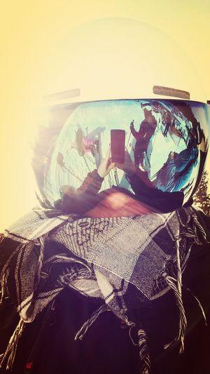 Selfie on the piste. Skiing Ski Mask Ski Helmets Winter Sports EyeEmNewHere
