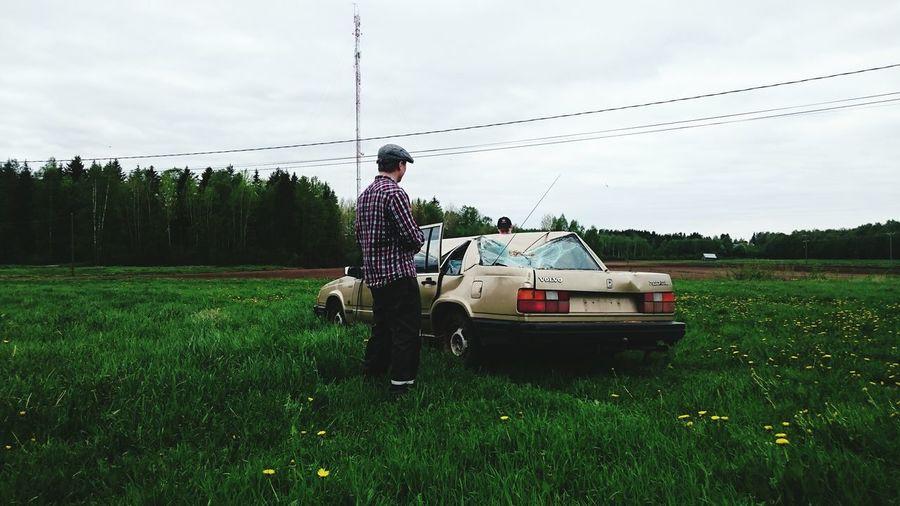 Summer Filmmaking Volvo Sony Xperia Z3 Finland Filmisnotdead Allabouttheshot HustleHard