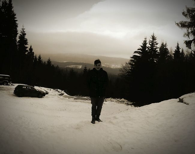SWAG ♥ Nike✔ Houseclth Karpacz B&w Photography Cold Days Weekend