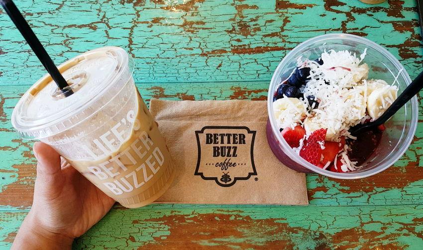 Food Acai Bowl Coffee Lifesbetterbuzzed Better Buzz Better Buzz Coffee Pointloma Sandiego