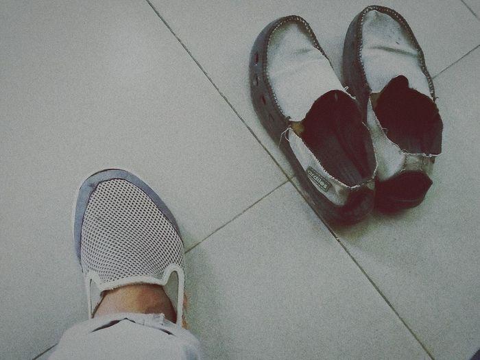 Where Shoe