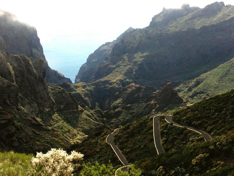 Masca, Tenerife Volcanic Island Mountain Road Hills And Sea Great View Pirate Hideout The Great Outdoors - 2016 EyeEm Awards Nature Beautiful Beautiful View Eyeem Photo EyeEm Nature Lover My Favorite Place