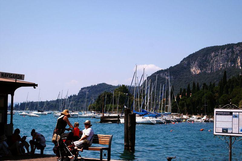 Lake Lake View Gardalake Lago Di Garda Gardasee Gardasee,Italien Lake Garda Lago Di Garda, Italy Garda'slake