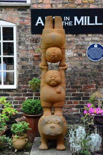 No People No Edit/no Filter Knaresborough Fun Sculpture Day Allmyphotography Daytime