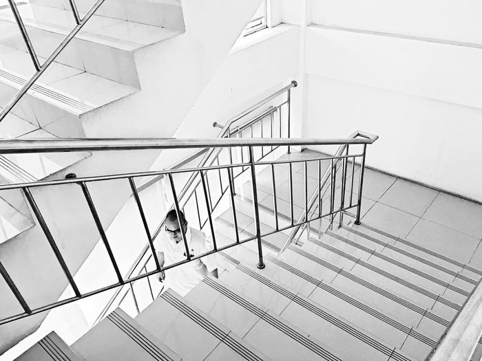 Check This Out my friend and Stairs , Simplicity Minimal Minimalobsession Minimalism Minimalist People People Photography Architecture Architecture_collection My Unique Style Taking Photos Hidden Gems  Hidden Places EyeEm Gallery EyeEm Best Shots Indonesia_photography IPhoneography Black And White Photography Blackandwhite